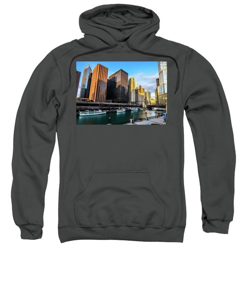 Chicago Navy Pier Sweatshirt