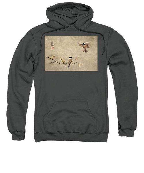Chickadee Encounter II Sweatshirt