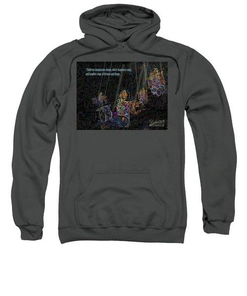 Childrens Verse Sweatshirt