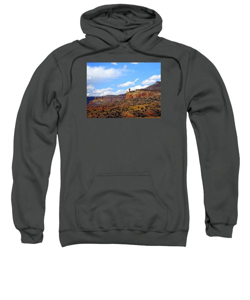 Chimney Rock Ghost Ranch New Mexico Sweatshirt