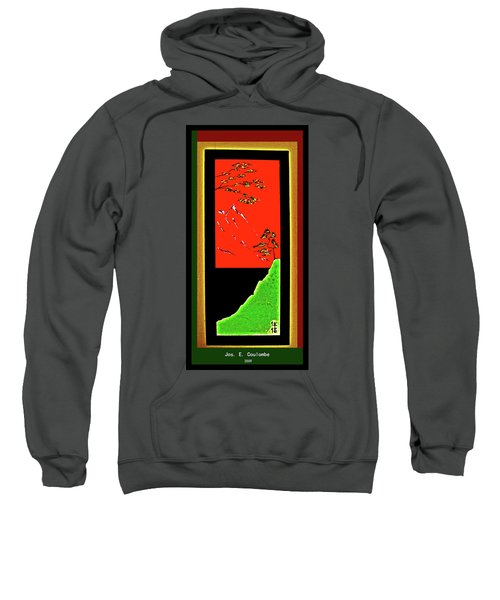 China Island Trees Sweatshirt