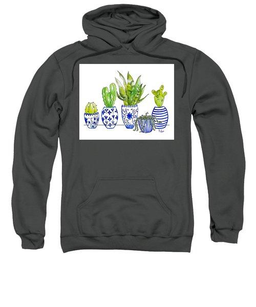 Chinoiserie Collected Sweatshirt