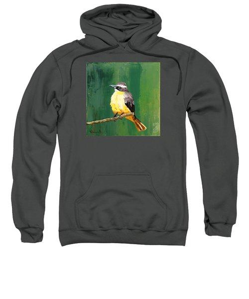 Chirping Charlie Sweatshirt