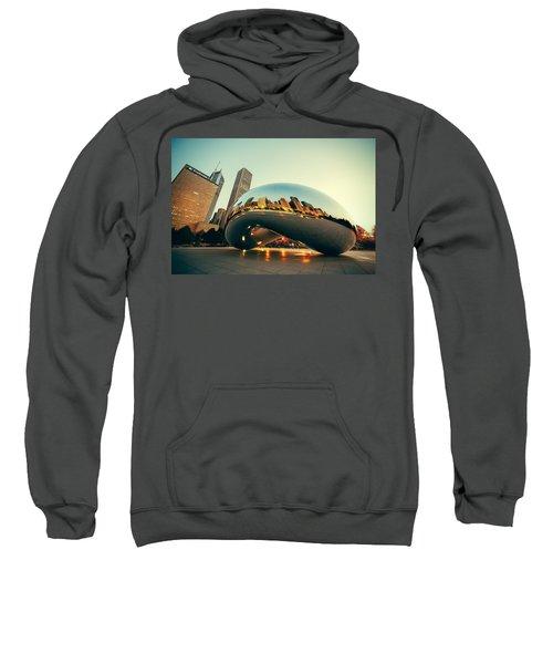 Chitown Bean Sweatshirt