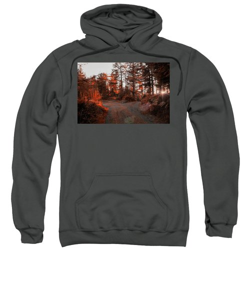 Choose The Road Less Travelled Sweatshirt