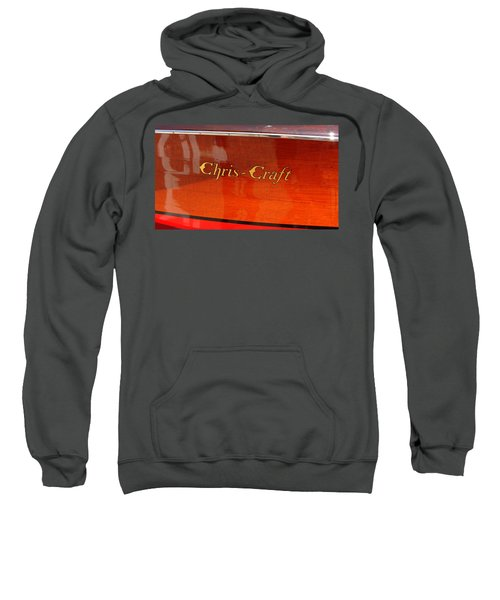 Chris Craft Logo Sweatshirt