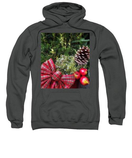 Christmas Arrangement Sweatshirt