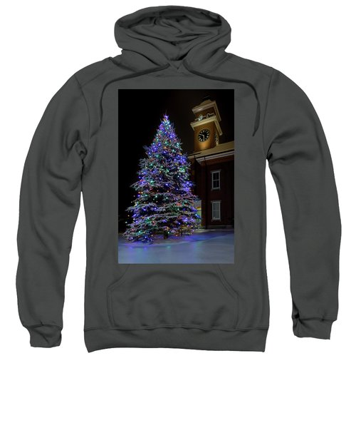 Christmas At Town Hall Sweatshirt