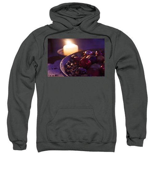 Christmas Candlelight Sweatshirt