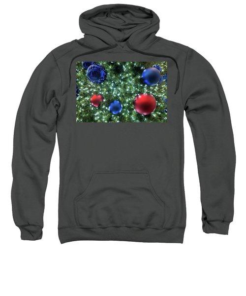 Christmas Display 2 Sweatshirt