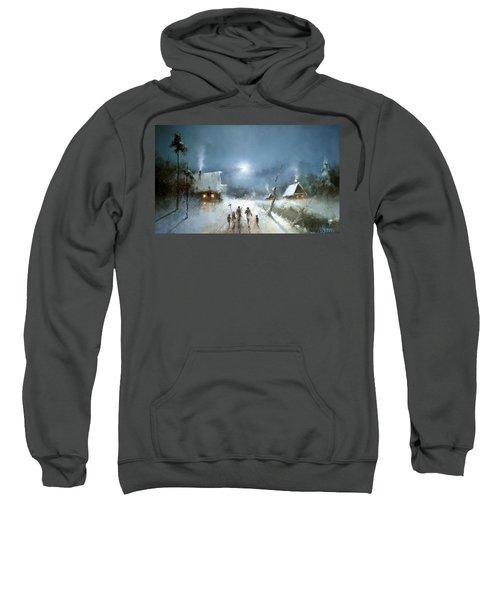 Christmas Night Sweatshirt