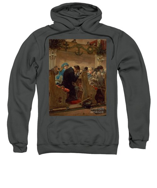 Christmas Prayers Sweatshirt