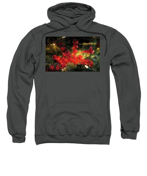 Christmas Red Sweatshirt