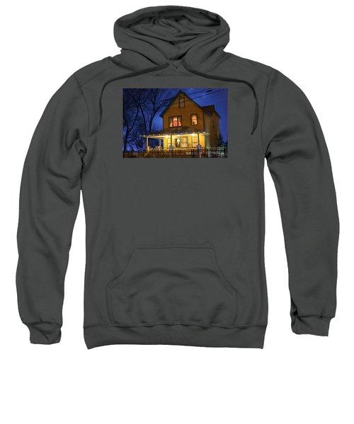 Christmas Story House Sweatshirt