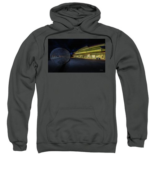 Christopher Cohan Center For The Performing Arts  Sweatshirt