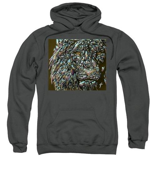 Chrome Lion Sweatshirt