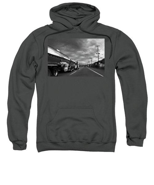 Chrome Tanker Sweatshirt