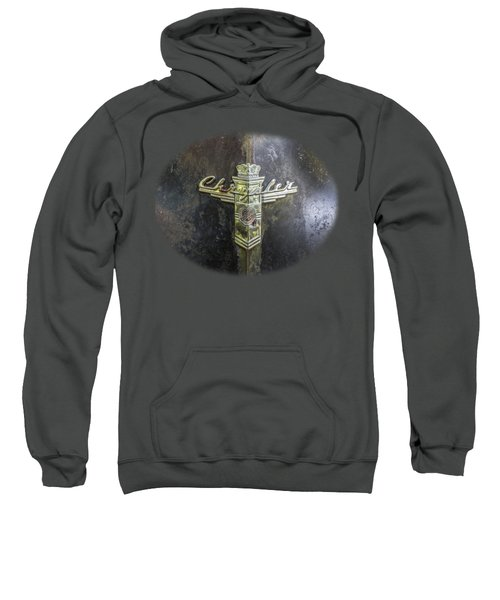 Chrysler Hood Ornament Sweatshirt