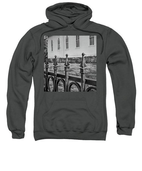 Church Fence Sweatshirt