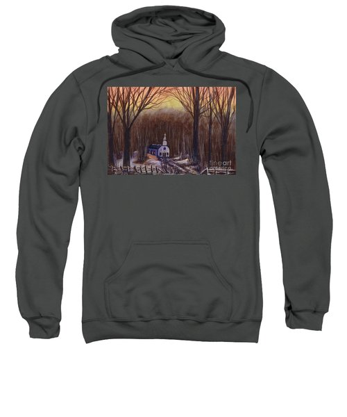 Church In The Woods  Sweatshirt