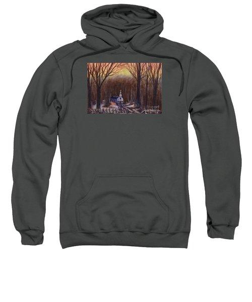 Church In The Woods  Sweatshirt