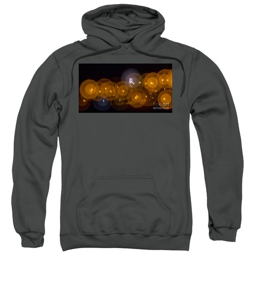 Church With Circle Bokeh Sweatshirt