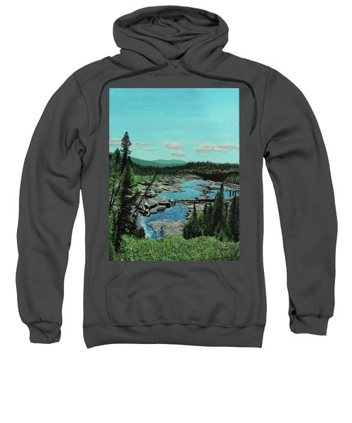 Churchill River Sweatshirt