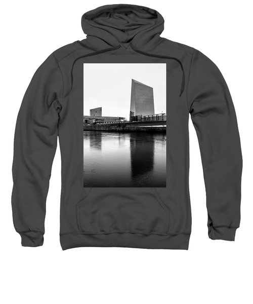 Cira Centre - Philadelphia Urban Photography Sweatshirt