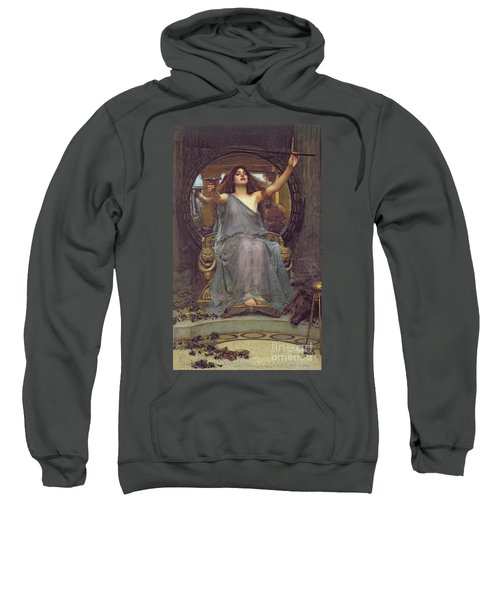 Circe Offering The Cup To Ulysses Sweatshirt