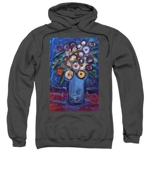 Circle Of Flowers Sweatshirt