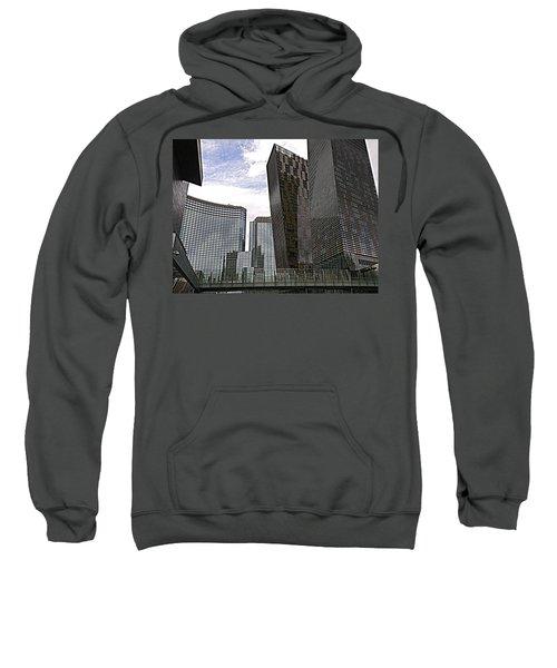 City Center At Las Vegas Sweatshirt
