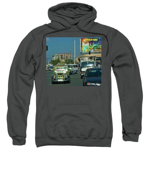 City Driving Sweatshirt