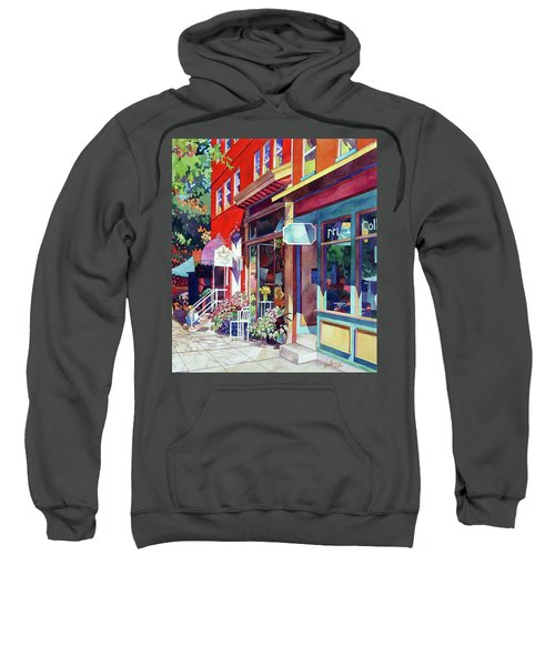 City Flower Sweatshirt