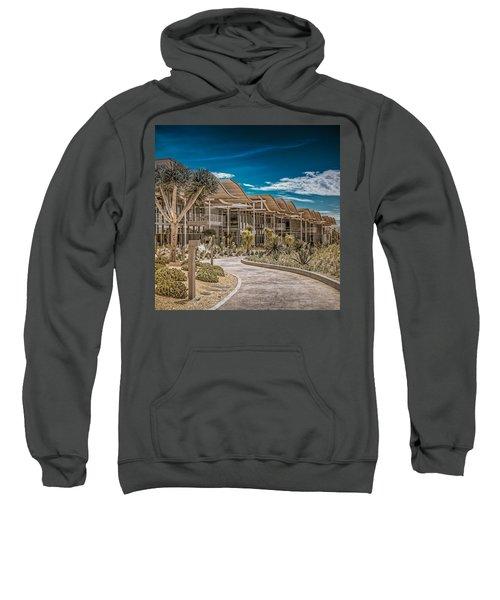 Newport Beach California City Hall Sweatshirt