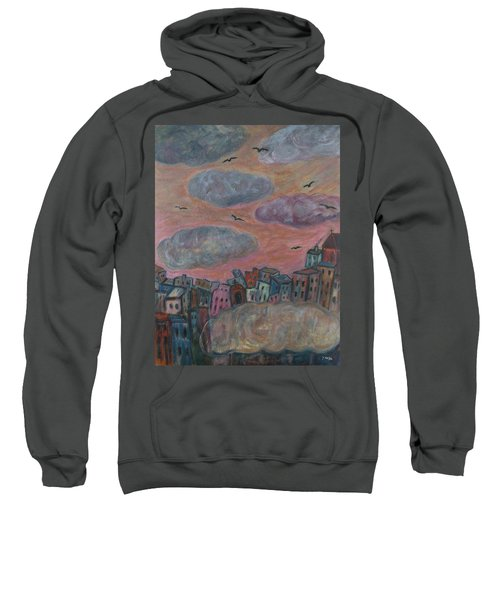 City Of Clouds Sweatshirt