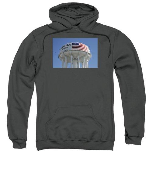 City Of Cocoa Water Tower Sweatshirt