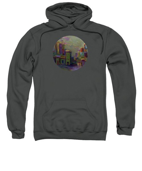 City Of Color And Light Sweatshirt