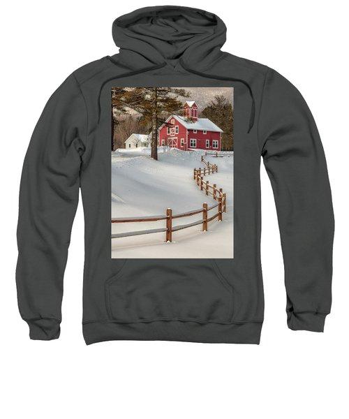 Classic Vermont Barn Sweatshirt