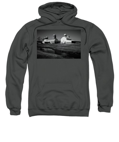 Classic Wisconsin Farm Sweatshirt