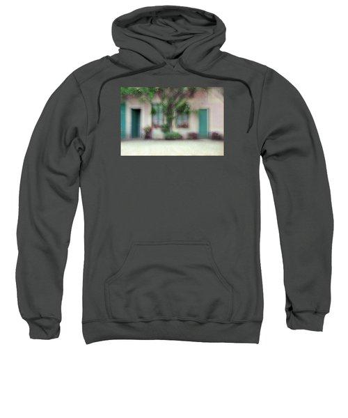 Sweatshirt featuring the photograph At Claude Monet's Neighborhood by Dubi Roman