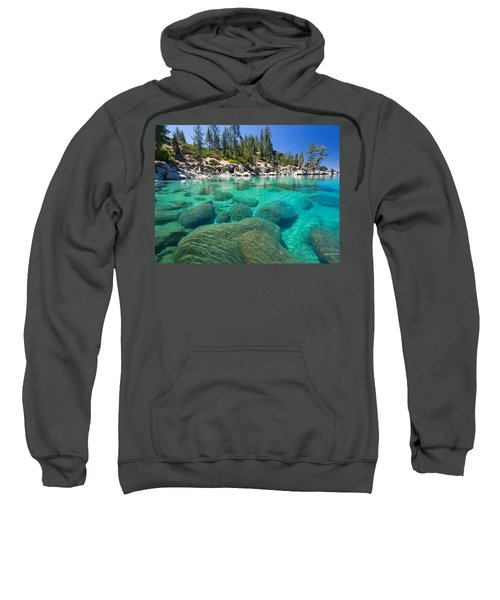 Clear Water Sweatshirt