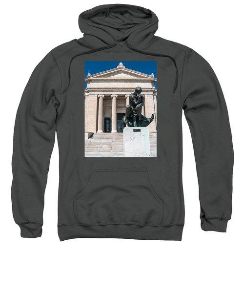 Cleveland Museum Of Art, The Thinker Sweatshirt