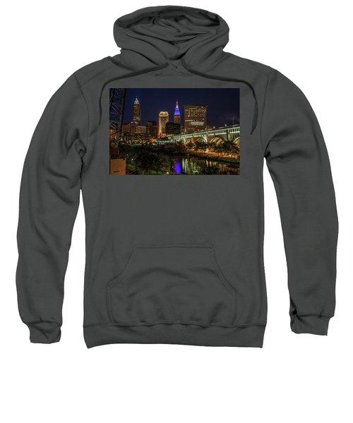Cleveland Nightscape Sweatshirt