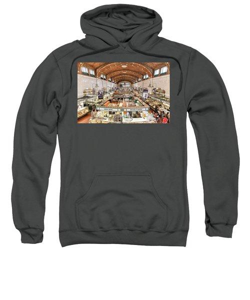 Cleveland Westside Market  Sweatshirt