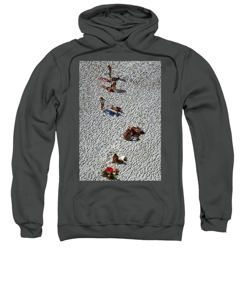 Clifton Beach, Cape Town Sweatshirt