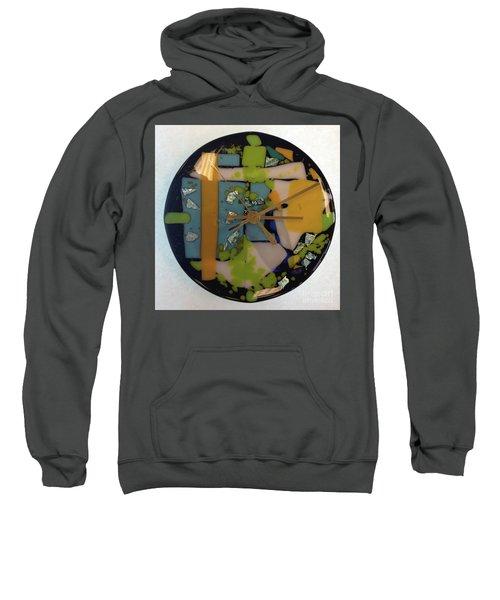 Clock Sweatshirt