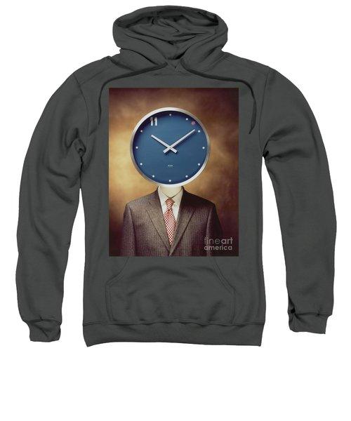 Clockhead Sweatshirt