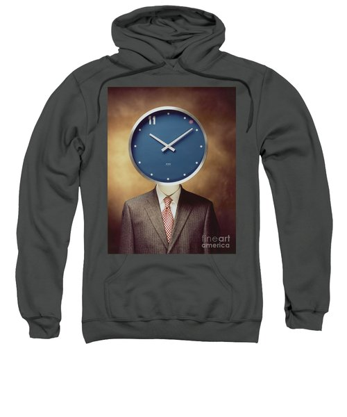 Clockhead Sweatshirt