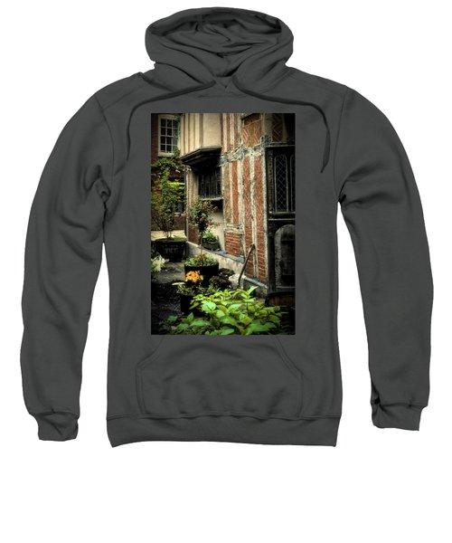 Cloister Garden - Cirencester, England Sweatshirt