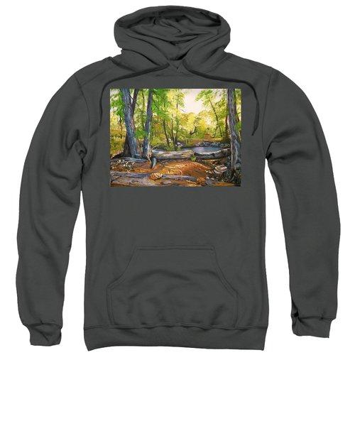 Close To God's Nature Sweatshirt